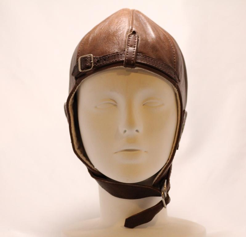 chapal レザーヘルメット