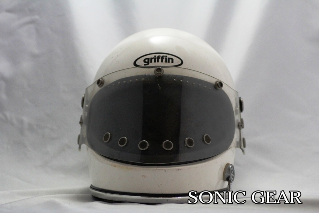 griffin helmet with life support system