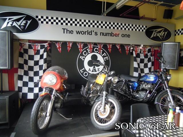 エースカフェ バイク