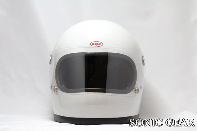 BELL STAR ヘルメット クリアーシールド