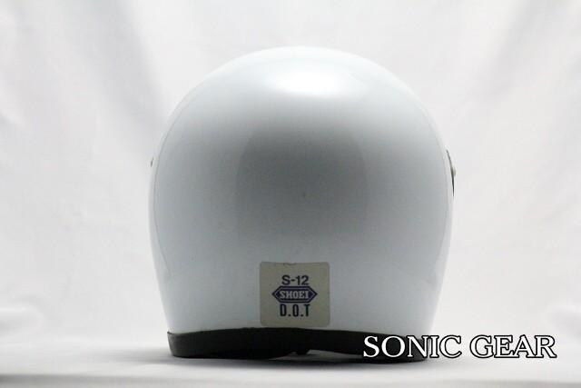 SHOEI S-12 ヘルメット 後