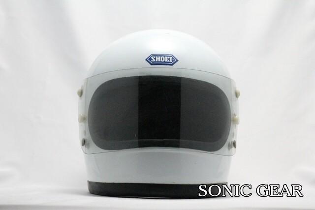 SHOEI S-12 ヘルメット 前