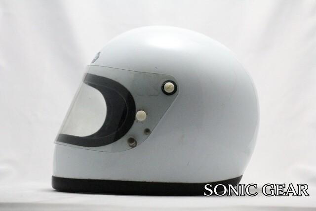 SHOEI S-12 ヘルメット 左