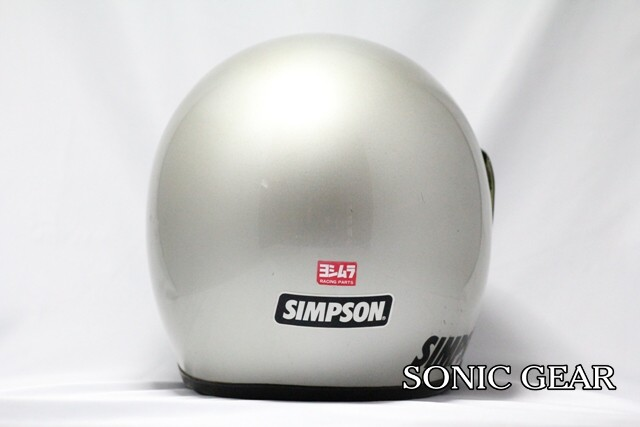 SIMPSON M30 Helmet シンプソン M30 ヘルメット 後