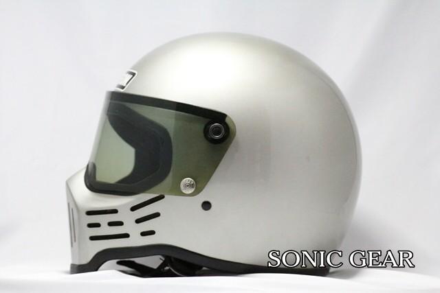SIMPSON M30 Helmet シンプソン M30 ヘルメット 横1