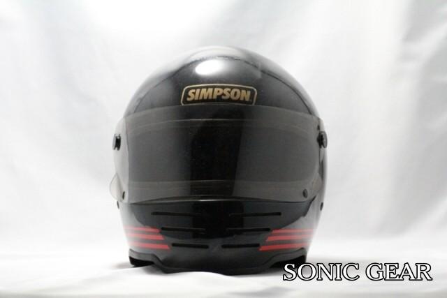SIMPSON M62 helmet