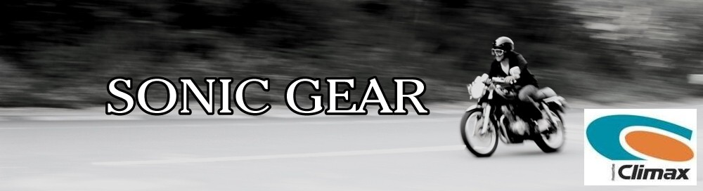 SONIC GEAR STAFF BLOG