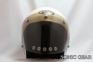 SONIC GEAR VISOR CLEAR(ソニックギアバイザースモーク)
